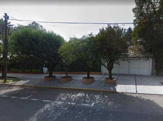 Casa de Manuel Bartlett en Sierra Nevada 410