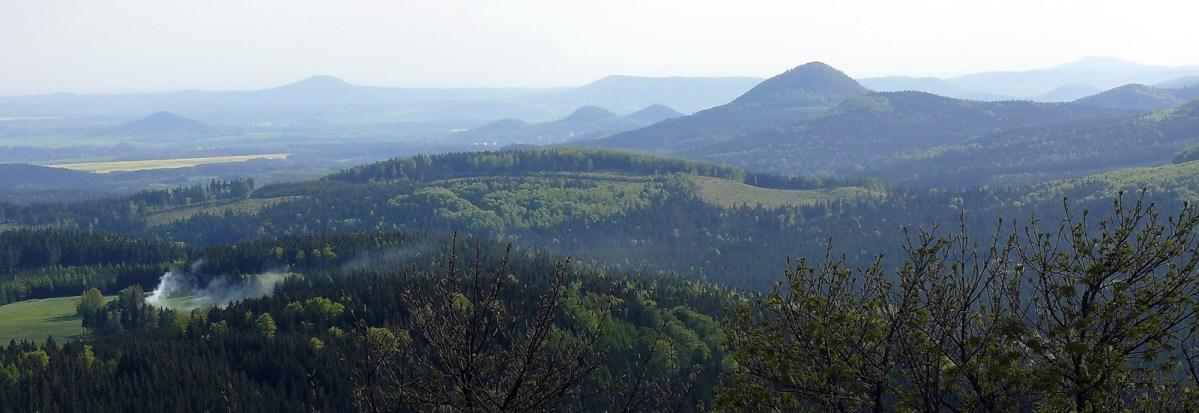 W Górach Łużyckich, a jak kto woli w Zittauer Gebirge