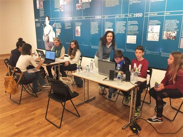 CodeAthon_Τρίκαλα_Μουσείο Τσιτσάνη 1