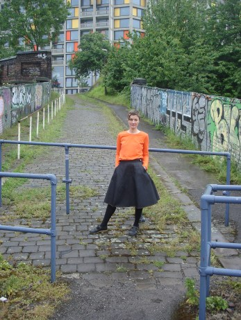 Hollburn Skirt #1