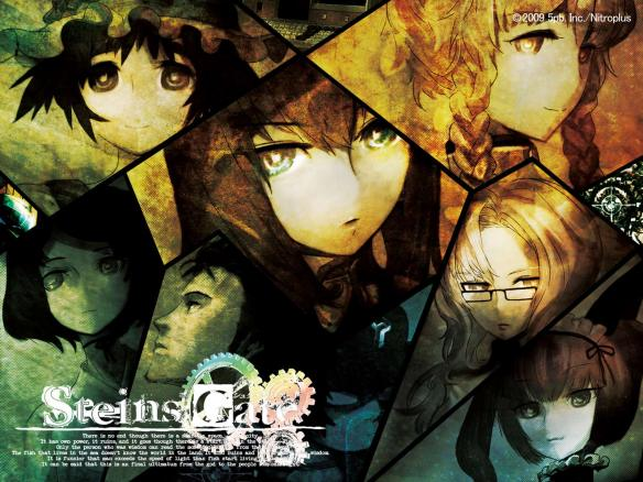 Steins;Gate Best Anime List