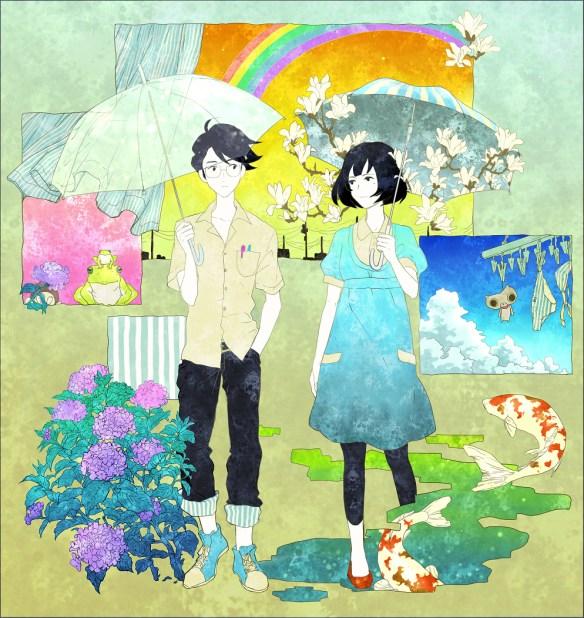 The Tatami Galaxy Best Anime List