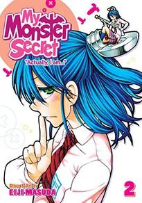 My Monster Secret