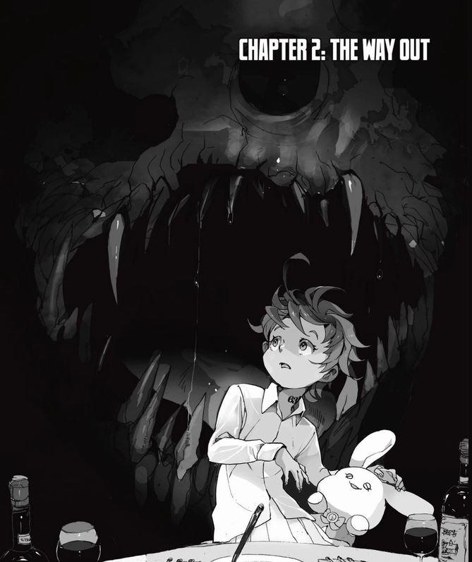 Promised Neverland Manga Reddit Chapter 1: The Promised Neverland – Volume 1