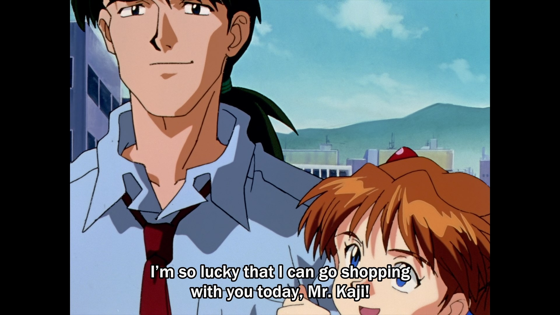 Neon Genesis Evangelion Episode 10 Wrong Every Time