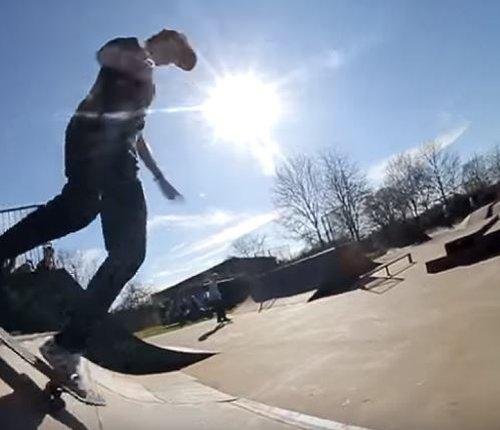 skate park one
