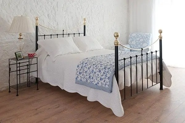 Wrought Iron & Brass Bed Co
