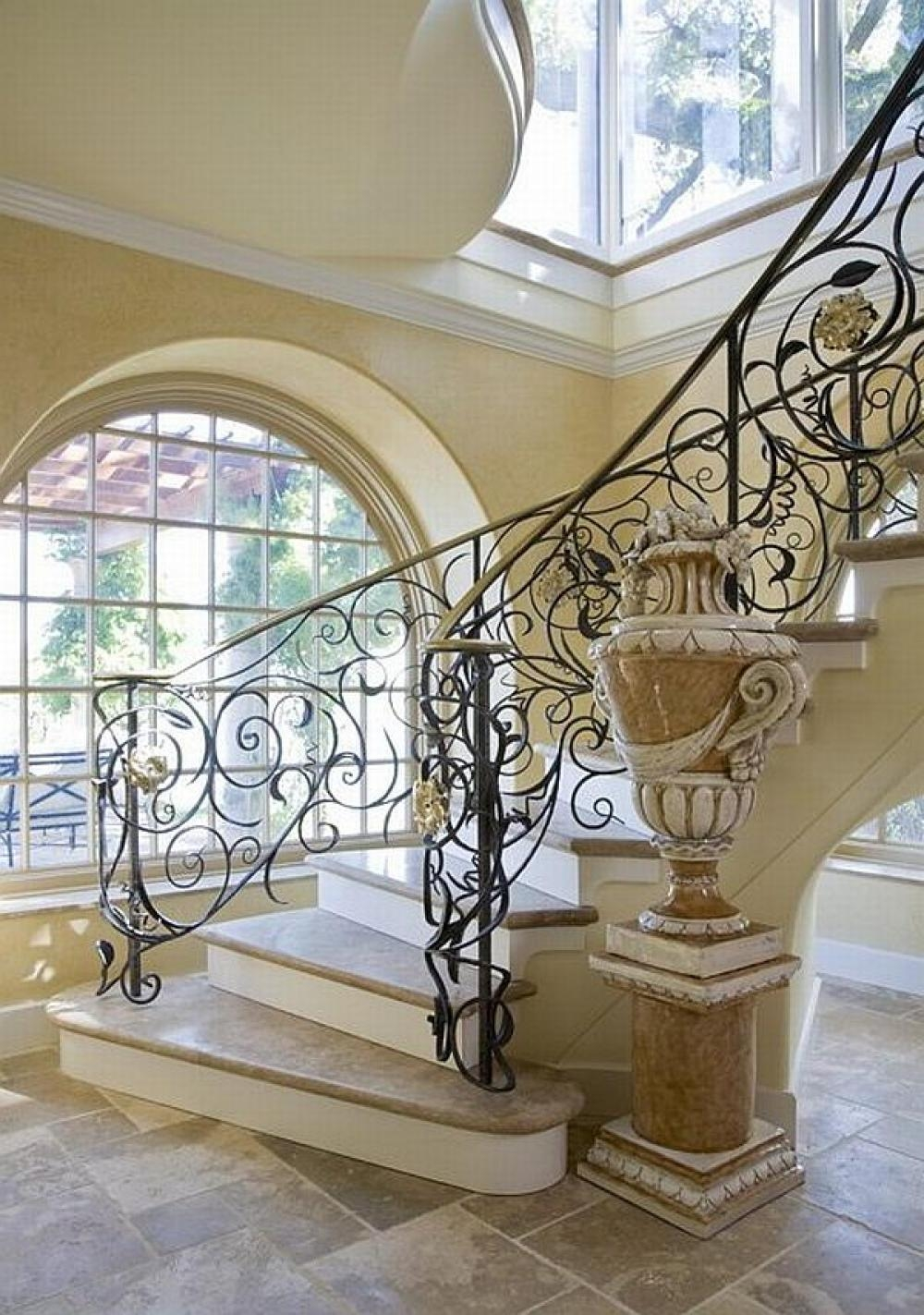 Iron Railings For Stairs Buy Factory Direct To Save Money | Iron Railings For Steps