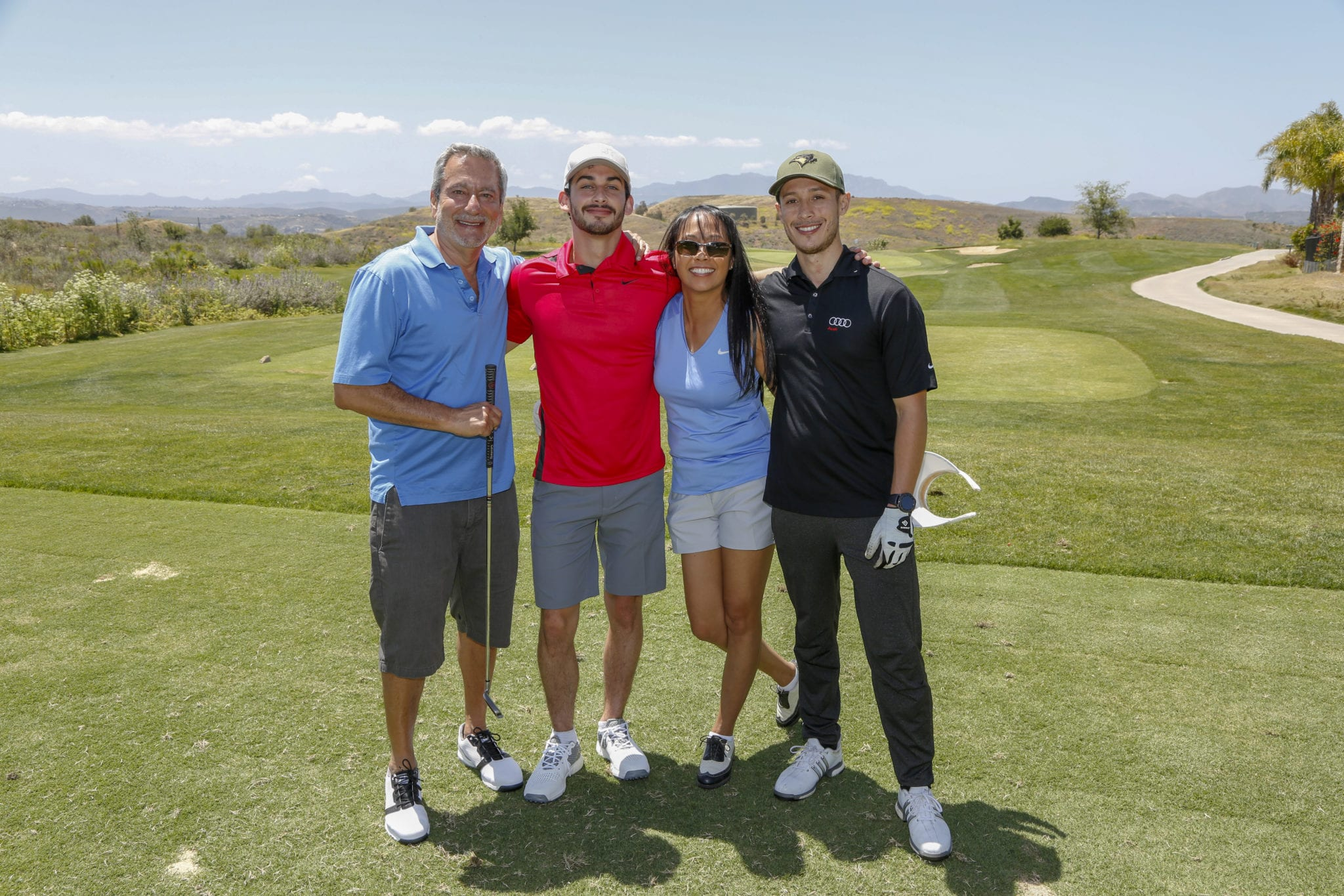 The Will Rogers Foundation Film Row Golf Tournament