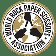World Rock Paper Scissors Association Logo