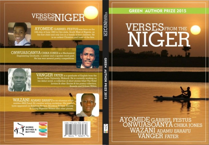 Verses From The Niger - Green Author Prize anthology