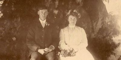 Deward and Kate (Wallace) Palmer