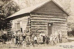 Old Bee Creek School