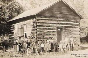 Old Bee Creek School