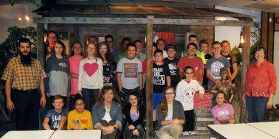 Kirbyville students