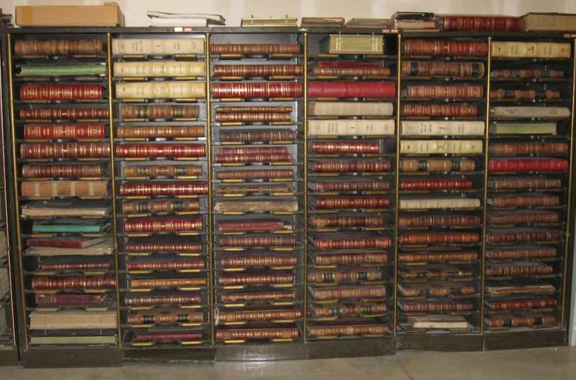 Taney County ledgers