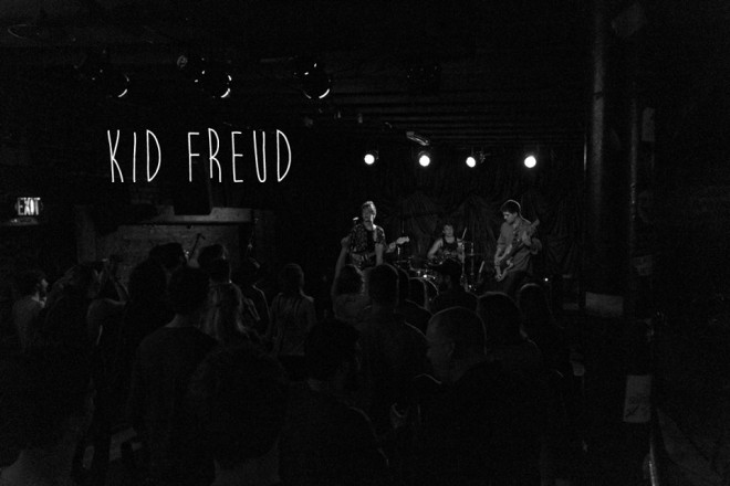 Kid Freud, formed five months ago, is poised for a successful 2014-2015 campaign.