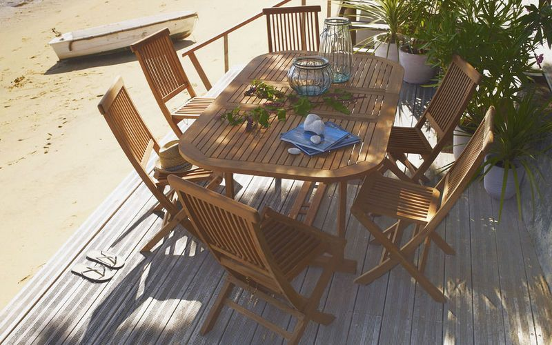 mobilier de jardin les differents