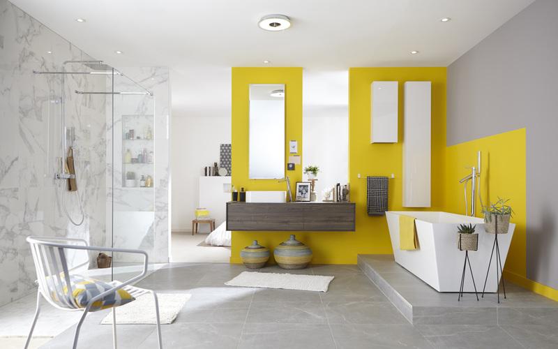 Nouveautes Design Et Technologies Dans Votre Salle De Bains Faire Construire Sa Maison