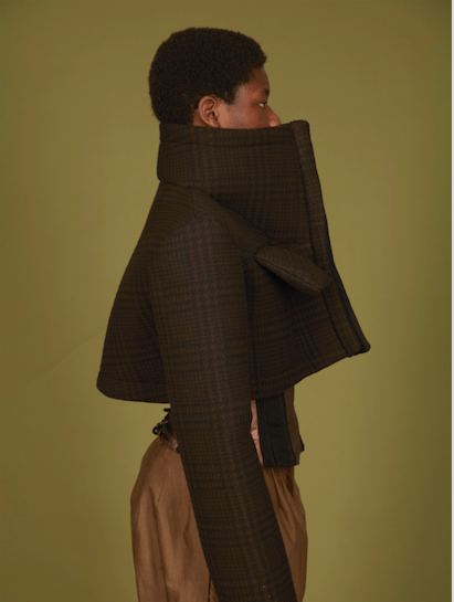 Featuring the Work of Year 2 Fashion Design Student Bailey Hutchinson