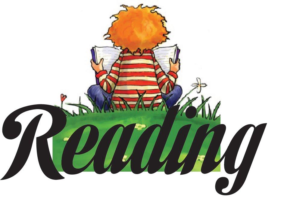 Reading Is Fun Clip Art