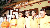 Tim Belanda didukung di Kramat