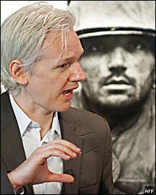 Julian Assange, editor de WikiLeaks