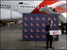 исполнительный директор Qantas Алан Джойс