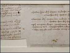 Manuskrip Da Vinci Code