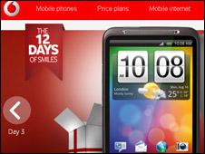 Campaña publicidad de Vodafone