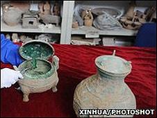 Sopa de 2.400 años de antigüedad