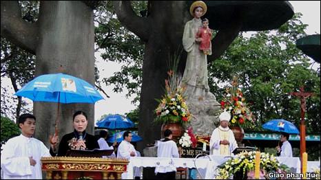 Dự tính gần 200 ngàn giáo dân Việt Nam hành hương tham dự đại lễ La Vang năm nay