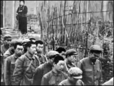 Lính Trung Quốc bị bắt làm tù binh 1979