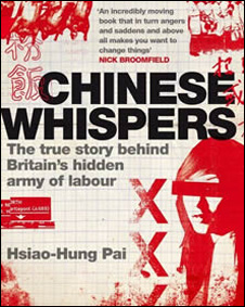 "Portada del libro ""Chinese whispers"""