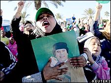 Biểu tình ở Tripoli