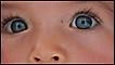 Rostro de un bebé