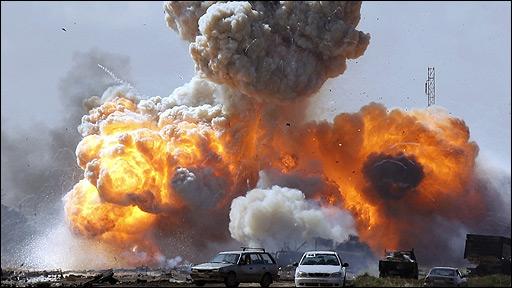 Tấn công Libya
