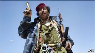 Pemberontak Libia
