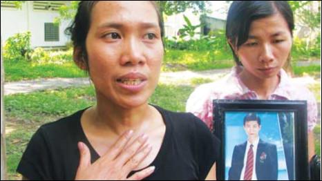 Bà Thanh Tuyền kêu oan cho chồng