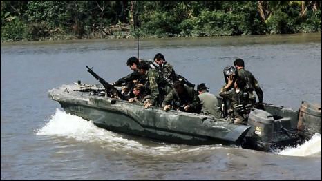 Hình tư liệu của Navy Seals