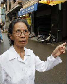 Bà Lê Hiền Đức, một người chống tham nhũng được giải thưởng của tổ chức Minh bạch Quốc tế