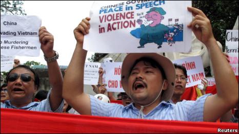 Biểu tình phản đối Trung Quốc