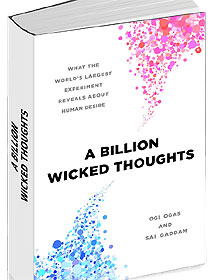Libro A billion wicked thoughts
