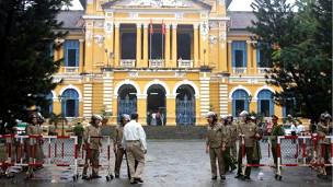 Tòa án Nhân dân TP Hồ Chí Minh