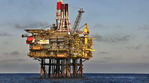 Một dàn khoan dầu khí (ảnh chỉ có tính minh họa)