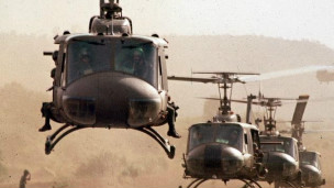 Trực thăng trong Cuộc chiến Việt Nam