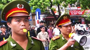 Công an  Việt Nam (ảnh chỉ có tính chất minh họa)