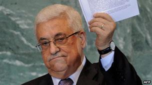 Presidente da Autoridade Palestina, Mahmoud Abbas, em foto de arquivo (AFP)