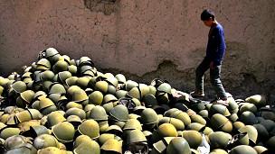 Escena en Afganistán