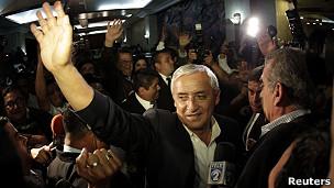 Perez Molina